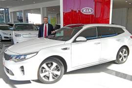 El Kia Optima Sport Wagon llega a Autovidal y Talleres