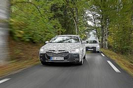 El nuevo Opel Insignia ya está en la última fase de su desarrollo