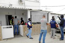 El golpe al 'mayorista' de la droga pone en peligro las ventas navideñas en Son Banya