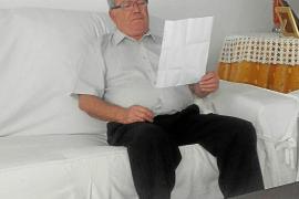 El Inem reclama 8.000 euros a un jubilado de Santanyí por un error de hace ocho años