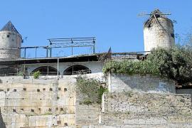 Cort obligará a los propietarios de los molinos de Es Jonquet a rehabilitarlos