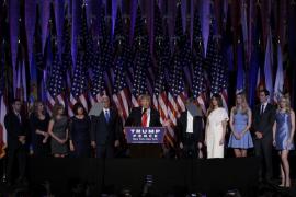 Trump promete «renovar el sueño americano»