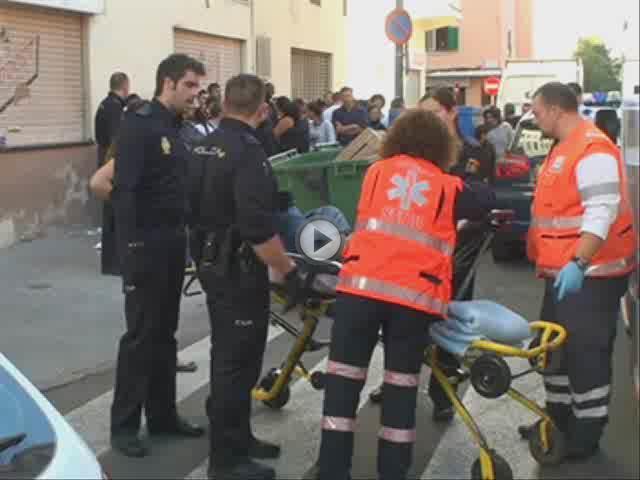 Tres mujeres propinan una brutal paliza a un hombre en Son Gotleu y lo dejan inconsciente
