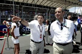 La policía y el fiscal anticorrupción recaban documentos de la Fórmula Uno en Valencia