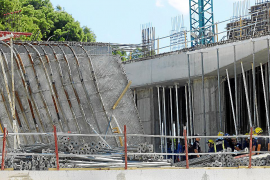 Los arquitectos niegan su responsabilidad en la muerte de dos obreros en s'Arenal