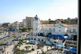 Detenidos dos policías locales de Palma con fichas falsas en el casino de Santander