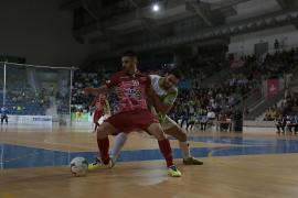 El sueño copero se le escapa a un combativo Palma Futsal