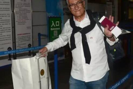Gregorio Manzano deja el Shanghai Shenhua y vuelve a España
