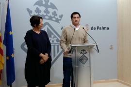 El Ajuntament aumenta la iluminación navideña de Palma