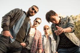 El cuarteto Ombra adelantará temas de su segundo elepé en un concierto en acústico