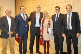 Conferencia de López Iturriaga en el Castillo Hotel Son Vida