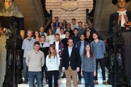 El Ajuntament de Palma agradece a los socorristas el «buen trabajo» que han hecho durante el verano