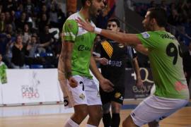 El Palma Futsal se mantiene líder