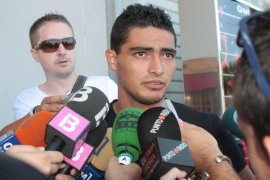 El 'Chori' Castro será baja el domingo ante el Zaragoza