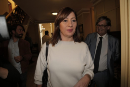 Armengol deplora el trato de la Gestora del PSOE al PSC y exige un congreso cuanto antes