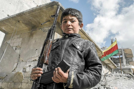 'L'èxode sirià: lluitant per la supervivència', una imagen vale más que mil palabras