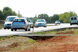 Carreteras tiene documentada la Llucmajor-Campos desde 1349