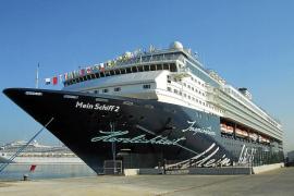 Las navieras apuestan por Palma como base principal para cruceros en el Mediterráneo