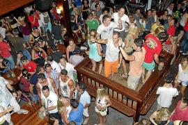 La policía detecta un alza en las agresiones por parte de porteros de discoteca en Palma