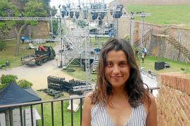 La actriz Rosa Serra sale de gira por Brasil con la Fura dels Baus