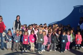 El CP Na Caragol de Artà visita el Palma Aquarium