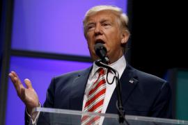 Trump dice que aceptará un salario de un dólar como presidente