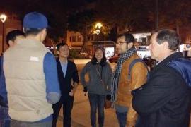 Cort apoya a las mujeres chinas víctimas de un ataque racista en el polígono de Levante