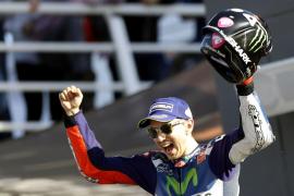 Lorenzo se despidió de Yamaha avisando de sus intenciones