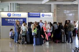 El aeropuerto de Palma superó los 2,7 millones de pasajeros en octubre