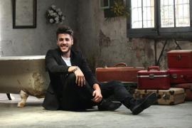 Antonio José y su tour 'Senti2' se suben al escenario del Auditòrium de Palma