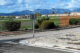 La reforma vial en el Pla de na Tesa mejorará la seguridad