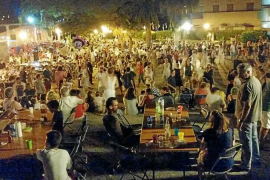 Los vecinos de Calvià Vila amenazan con no volver a organizar las fiestas populares