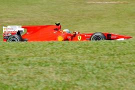 Alonso, tras la estela de los Red Bull