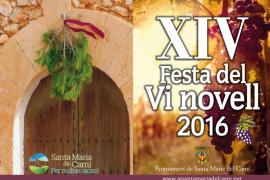 Santa Maria celebra su Fira del Vi novell 2016
