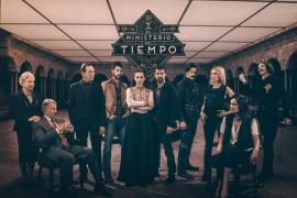 La tercera temporada de 'El Ministerio del Tiempo' está prevista para mayo
