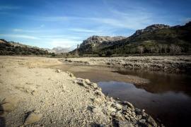 Las últimas lluvias aumentan los embalses de Cúber y Gorg Blau