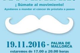 Día 19 Grepels cortará barbas y bigotes para ayudar a la Asociación Contra el Cáncer de Próstata