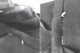 Encuentra un ratón muerto en un vestido de Zara