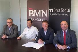 BMN-Sa Nostra y Caixa de Balears colaboran con el IdiSPa para impulsar la investigación biosanitaria