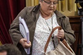 Seijas formaliza su denuncia contra Podemos en el juzgado de guardia