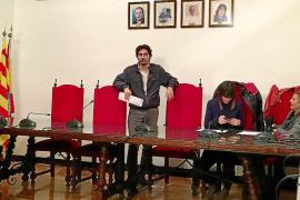 El alcalde de Ses Salines y sus tres regidores asumen todo el mando tras la ruptura del pacto