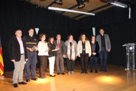 Es Convent, Protección Civil y Valriu, premios Dijous Bo