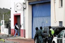 La Guardia Civil y la policía alemana investigan la conexión de 'Los Ángeles del Infierno' con Ibiza