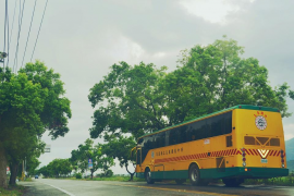 La conductora de un autobús escolar con 24 niños doblaba la tasa de alcoholemia permitida