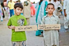España, quinto país de la UE con más niños en riesgo de pobreza