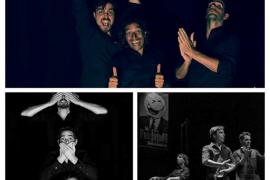 'Improvisto', un espectáculo de Arte en Rueda en el Bar Ca'n Juan