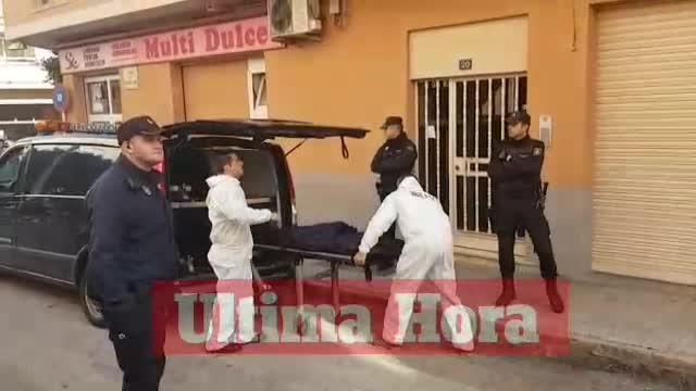 Un hombre mata presuntamente a su pareja e intenta suicidarse en Palma