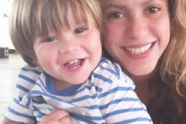 Shakira habla de la recuperación de su hijo Sasha