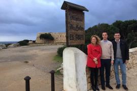 El Consistorio de Santanyí pide alquilar es Fortí para evitar cualquier actividad económica