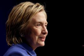 Hillary Clinton: «Más de una vez esta semana he querido no volver a salir de casa nunca más»